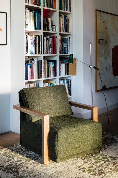fauteuil luigi colijn interieur sinds 1977