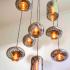 Hanglamp By Eve Metallic Smoke